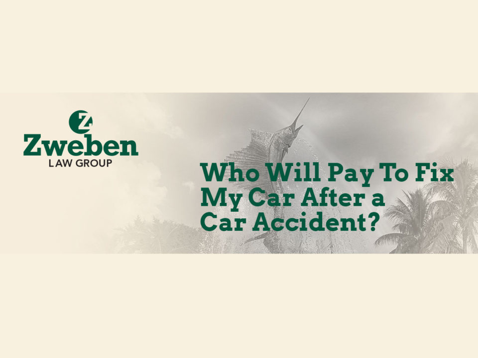 Who Will Pay To Fix My Car After a Car Accident