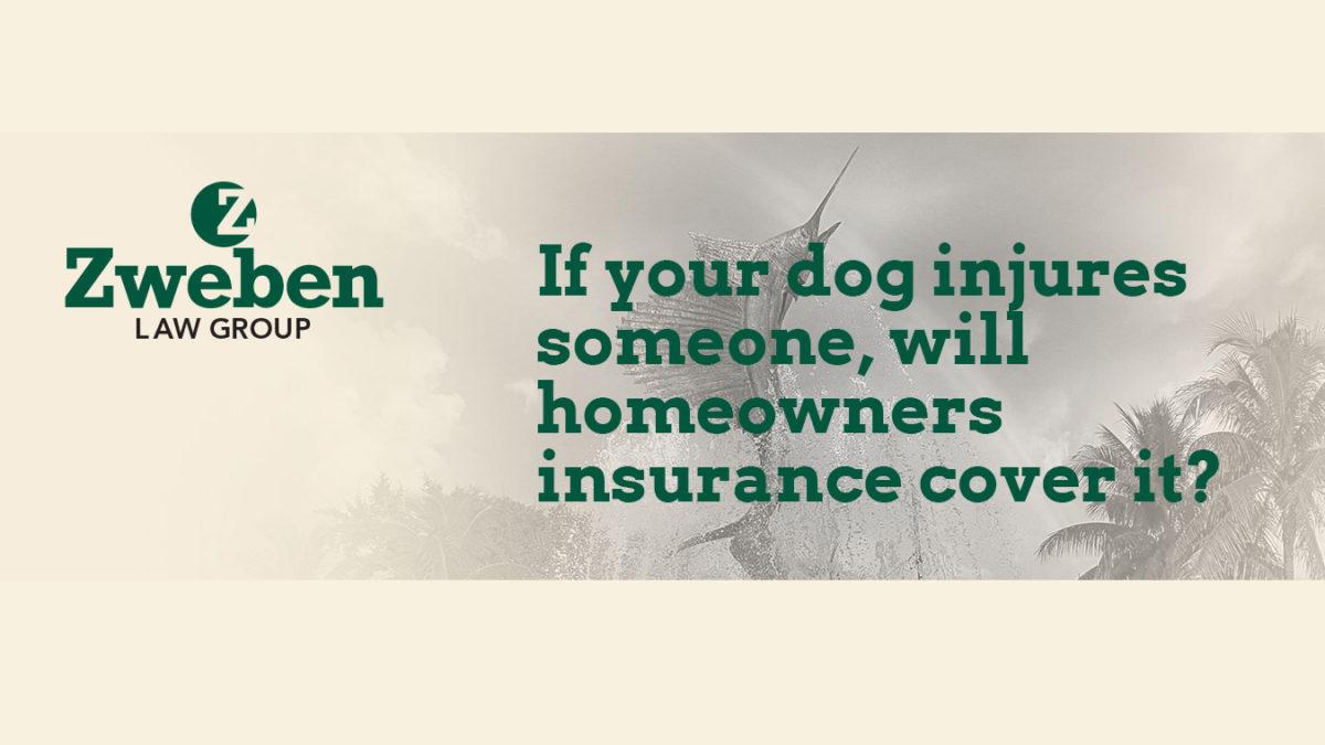 Dog Injuries Homeowners Insurance