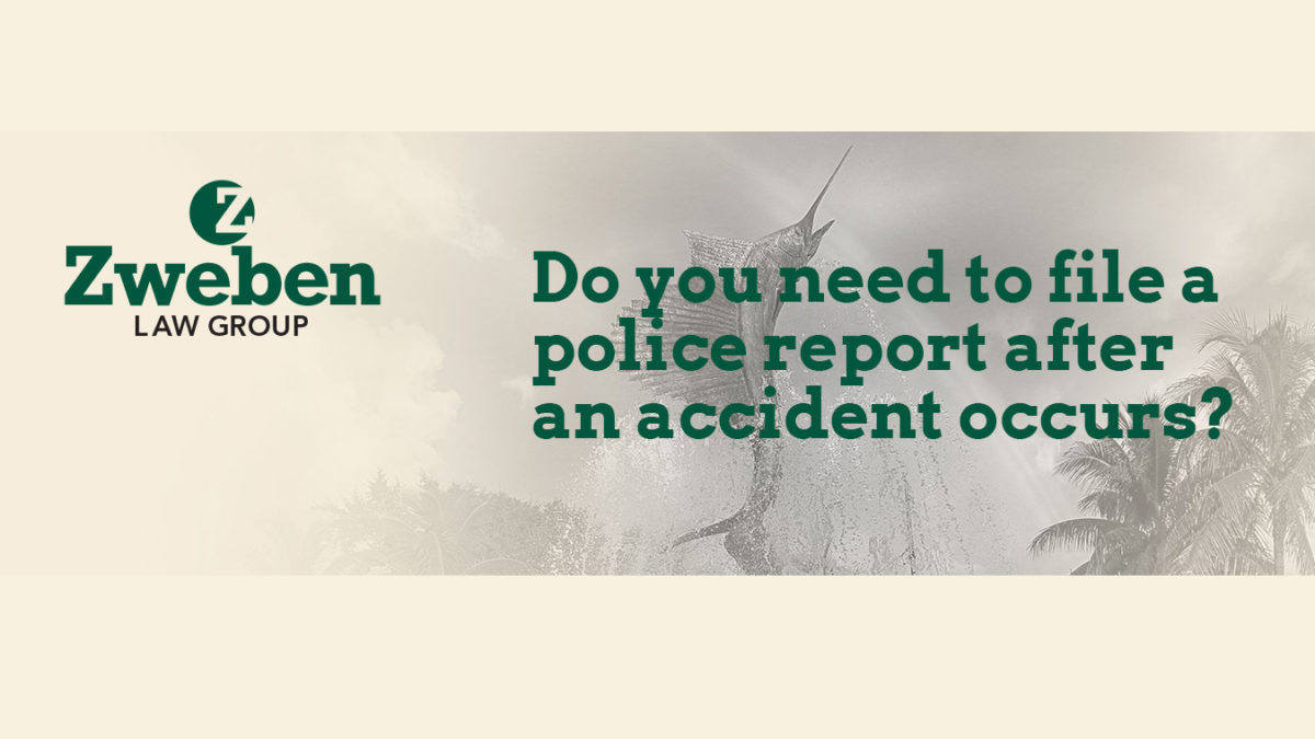 Should You File Police Report After Car Accident