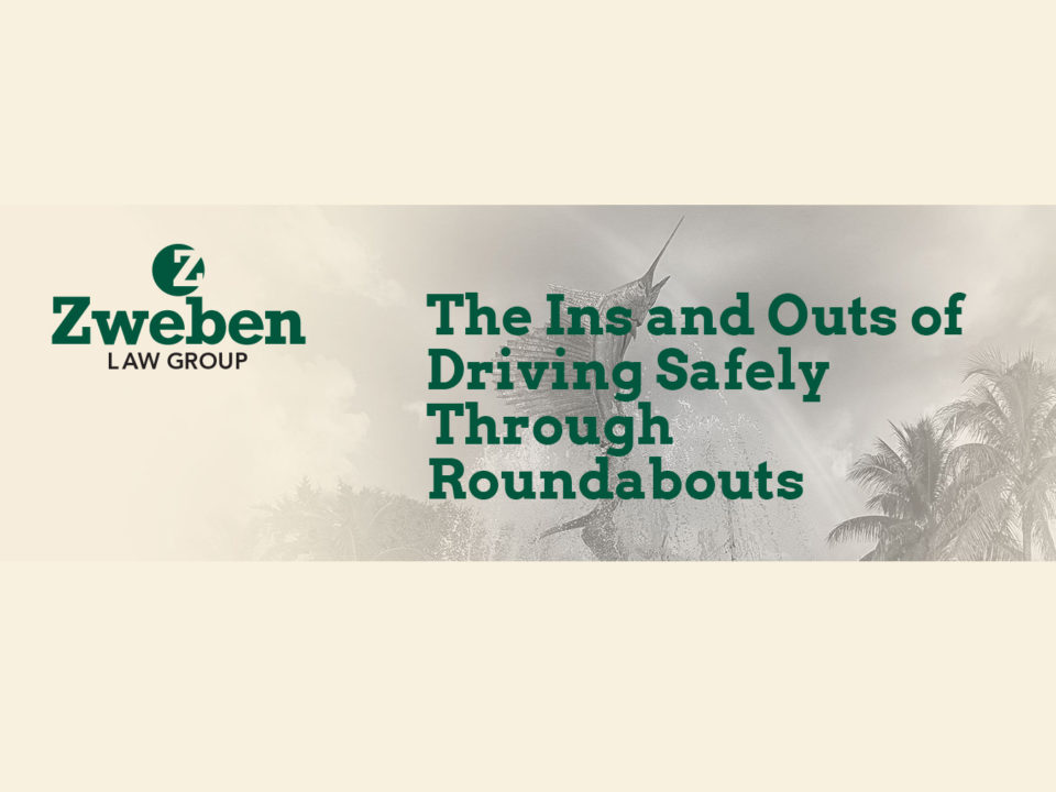Driving Safely Through Roundabouts