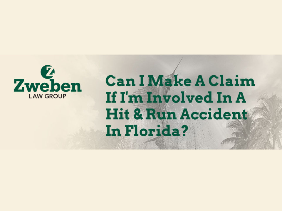 can i make a claim if im involved in a hit and run accident in florida