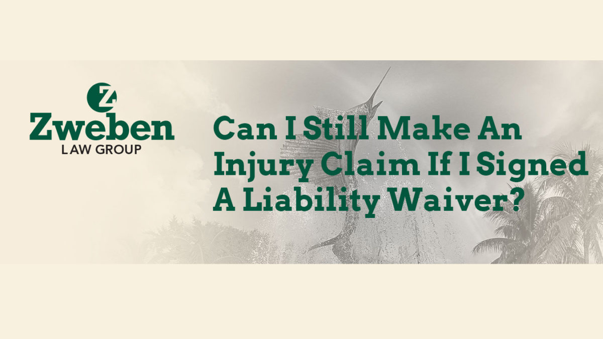 Can I Still Make An Injury Claim If I Signed A Liability Waiver?